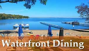 lakeview waterfront dining